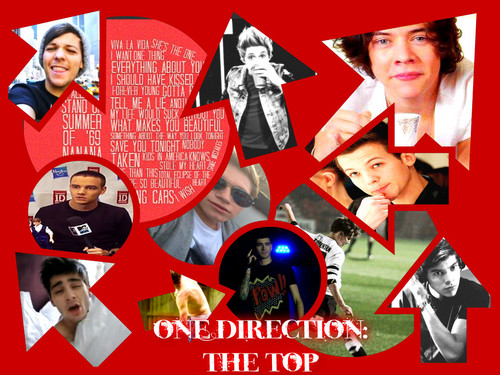 Just One Direction :: The bahagian, atas