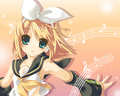 Kagamine Rin Wallpaper - vocaloids wallpaper