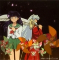 Kagome and InuYasha - inuyasha photo