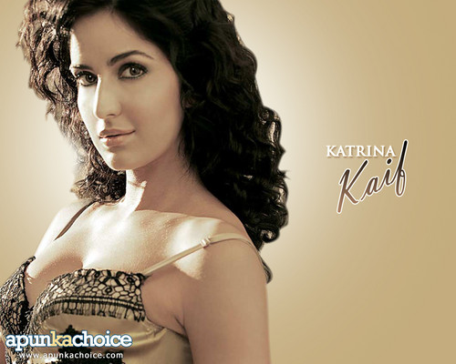 Katrina Kaif wallpaper containing a portrait called Katrina Kaif
