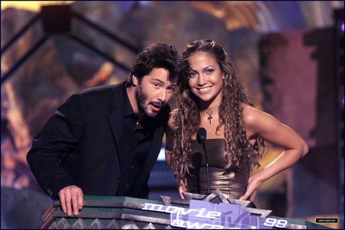 Keanu Reeves, Jennifer Lopez 1999