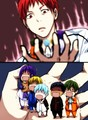 Kiseki no Sedai - generation-of-miracles-kuroko-no-basuke fan art