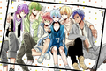 Kiseki no Sedai - generation-of-miracles-kuroko-no-basuke photo