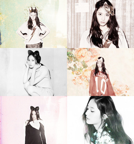 F(x) wallpaper possibly containing a bathrobe, a nightgown, and a nightwear entitled Krystal Jung♥