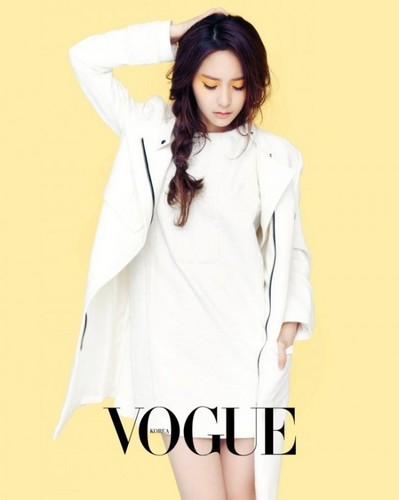 Krystal for Vogue Magazine