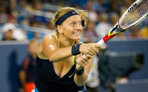 Kvitova breast Ohio
