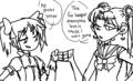 LOL - anime fan art