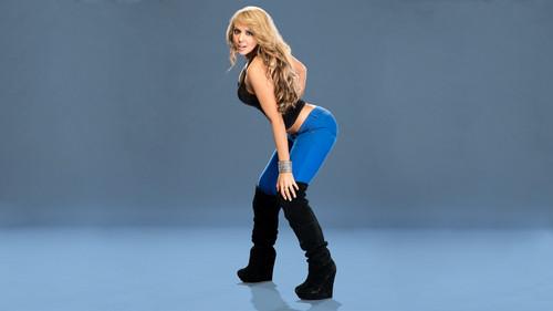 wwe layla fondo de pantalla titled Layla