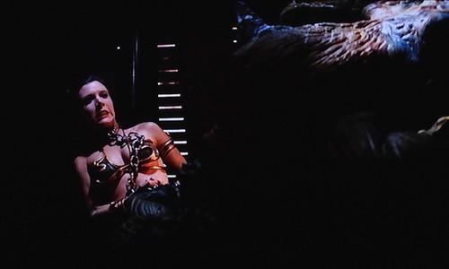 Leia Strangling Jabba