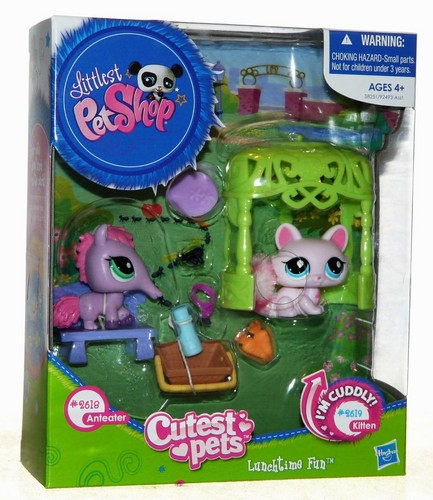 Littlest Pet koop Play-sets