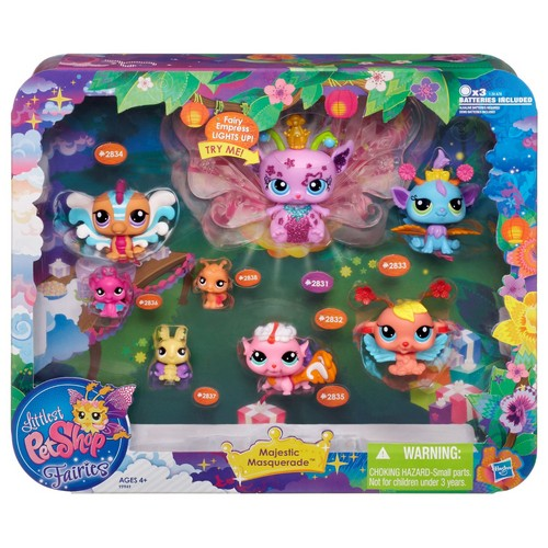 Littlest Pet kedai Play-sets