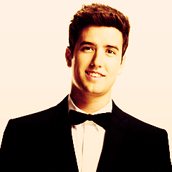 Logan Henderson wallpaper containing a business suit and a suit called Logan