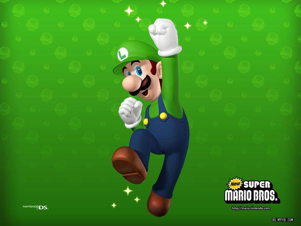 Luigi Images Luigi Wallpaper Hd Wallpaper And Background Photos