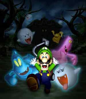 Luigi's Mansion Stuff