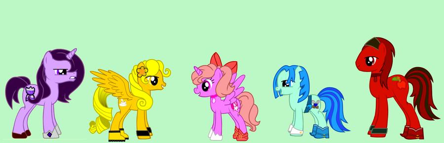 Madoka Magica Ponies
