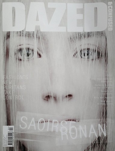 Magazine scans: Dazed & Confused (April 2013)