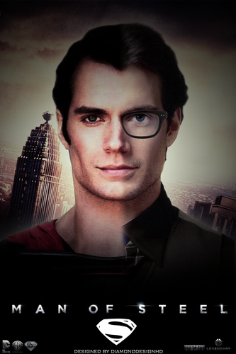 Man of Steel (Fan Made) Poster