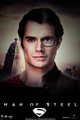 Man of Steel (Fan Made) Poster - man-of-steel photo