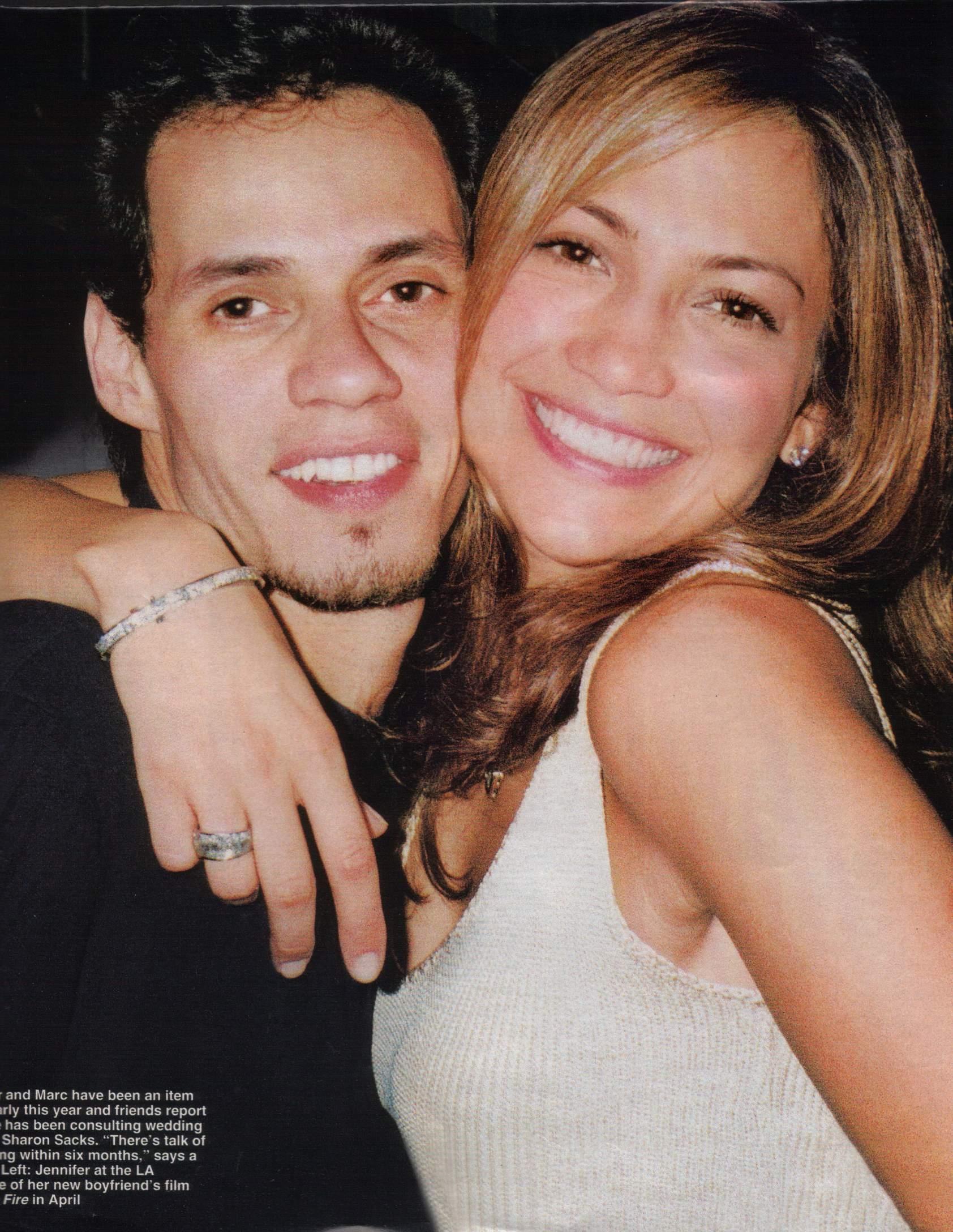 Marc Anthony, Jennifer Lopez 1999