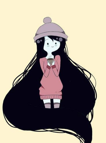 Marceline wallpaper entitled Marceline Abadeer