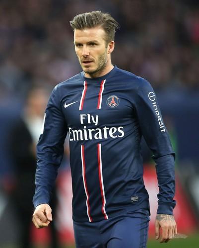 March 9th - Paris - David at PSG vs Nancy