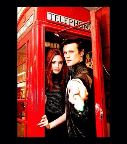 Matt Smith & Karen Gillan images Matt & Karen wallpaper ...