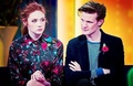 Matt & Karen  - matt-smith-and-karen-gillan photo