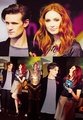 Matt and karen - matt-smith-and-karen-gillan fan art