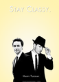 McFassy - Happy Tuesday - james-mcavoy-and-michael-fassbender fan art