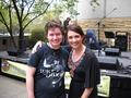 Me and Amber Hayes - country-music photo