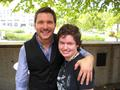 Me and Ty Herndon - country-music photo