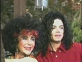 Michael And Elizabeth Taylor - michael-jackson photo