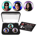 Michael Jackson Collector Coins - michael-jackson photo