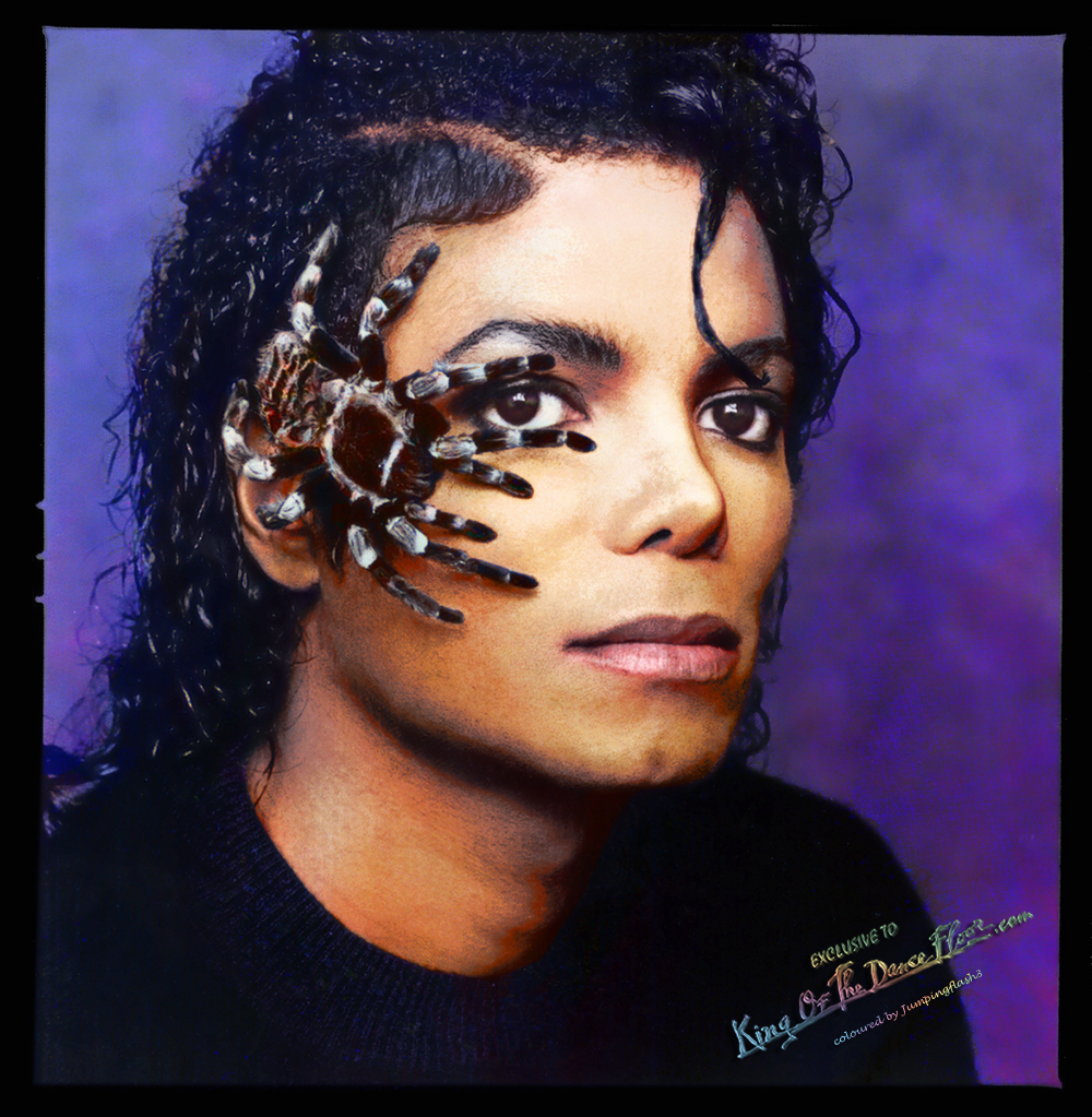 Michael Jackson by Greg Goreman 1987 Photoshoots HQ ...