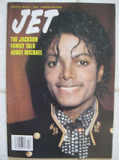 "Michael The Cover Of ""JET"" Magazine"
