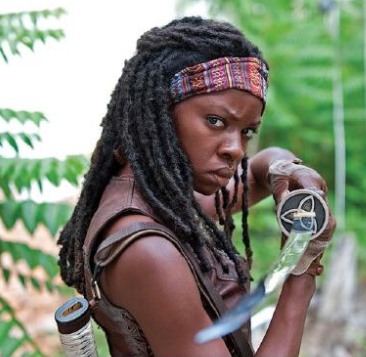 Michonne Обои called Michonne