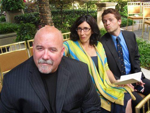 Misha, Vicki & Clif