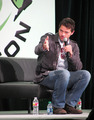 Misha at Emerald City Con 2013 - misha-collins photo