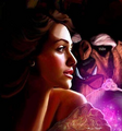 Monroe Hayden's Beauty and the Beast - beast fan art