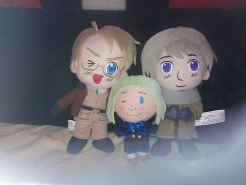 My Hetalia Axis Powers - Incapacitalia bambole
