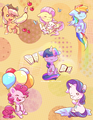 My Little Pony - my-little-pony-friendship-is-magic fan art