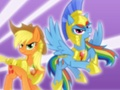 My little ponies armored  - my-little-pony-friendship-is-magic fan art