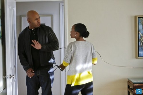 NCIS: Los Angeles - Episode 4.17 - Wanted - Promotional Fotos