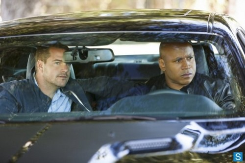 NCIS: Los Angeles - Episode 4.17 - Wanted - Promotional 写真