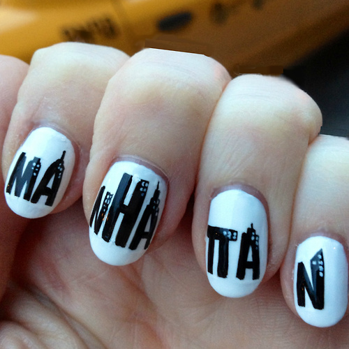 Nails, Nail Art wallpaper entitled Nails ♥
