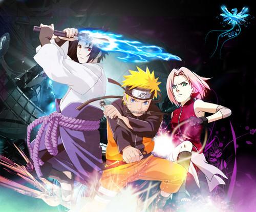 Naruto Shippuuden wallpaper called Naruto shippuden
