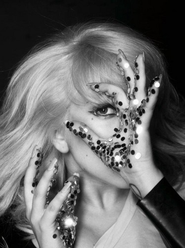 New Gaga outtakes by Warwick Saint - 2008