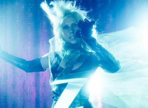 New Gaga outtakes bởi Warwick Saint - 2008