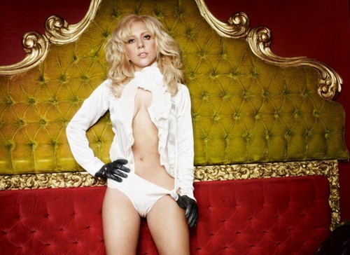 New Gaga outtakes by Warwick Saint - 2008