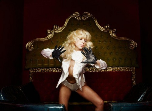 New Gaga outtakes سے طرف کی Warwick Saint - 2008